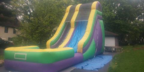 4 Reasons to Rent a Water Bounce House for Your Next Summer Party, Rochester, New York