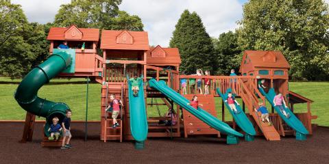 Oklahoma Playsets, Playground Equipment, Family and Kids, Broken Arrow, Oklahoma