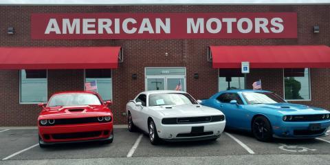 American Motors of Jackson, Used Cars, Services, Jackson, Tennessee