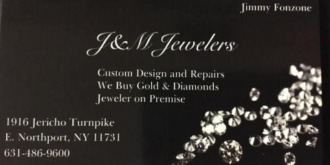 J&M Jewelers, Jewelry, Shopping, East Northport, New York