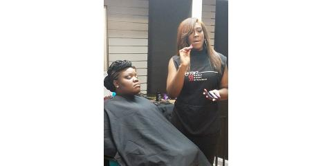 Get a Keratin Hair Treatment to Help With Humidity, South Euclid, Ohio