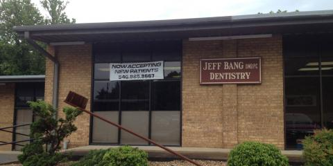 Jeffrey E. Bang, DMD PC, Dentists, Health and Beauty, Staunton, Virginia