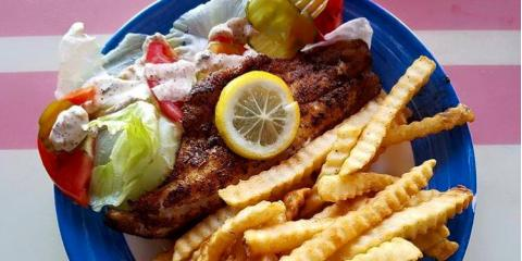 3 Fresh Seafood Meals Available at Pink Pony Pub, Gulf Shores, Alabama