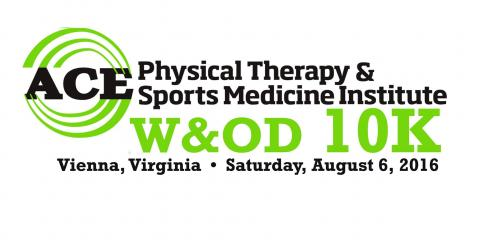 ACE Physical Therapy & Sports Medicine Institute W&OD 10K, Fair Oaks, Virginia