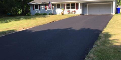 3 Telltale Signs Your Driveway Needs Resealing, Greece, New York