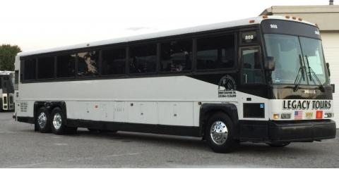 Legacy Tours NJ, Bus Charters & Transportation, Services, Clifton, New Jersey