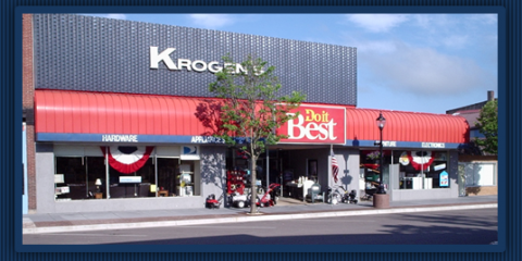 Did You Know, Verizon Wireless is Available at Krogen's Do It Best?, Boscobel, Wisconsin