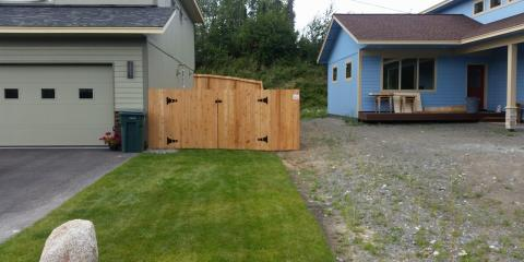 Is There an Alternative to Cedar Fence Installation?, Anchorage, Alaska