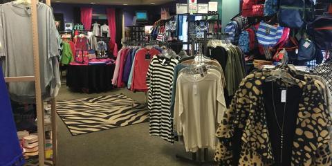 So Many Choices, Custom Embroidery, Shopping, Lexington, Kentucky