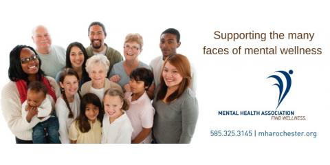 Mental Health Association Of Rochester/Monroe County, Mental Health Services, Health and Beauty, Rochester, New York
