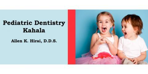 Pediatric Dentistry Kahala: Allen K. Hirai, DDS, Pediatric Dentistry, Health and Beauty, Honolulu, Hawaii