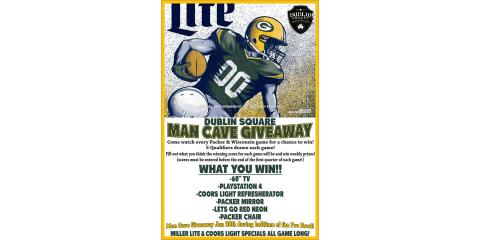 WHO WANTS TO WIN A MAN CAVE?!  Click for details.., La Crosse, Wisconsin
