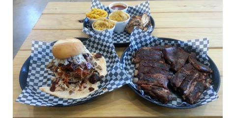 How OinkADoodleMoo Cooks Their Barbecue Brisket to Perfection, Miamisburg, Ohio