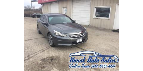 2013 Honda Accord EX New Arrival $12995, Frankfort, Kentucky