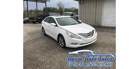 2013 Hyundai Sonata Limited One Owner!, Frankfort, Kentucky