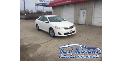 2013 toyota camry new arrival 12750 hurst auto sales frankfort nearsay. Black Bedroom Furniture Sets. Home Design Ideas