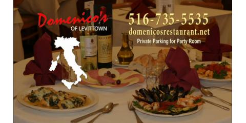 Domenico's Restaurant & Catering, Pizza, Restaurants and Food, Levittown, New York