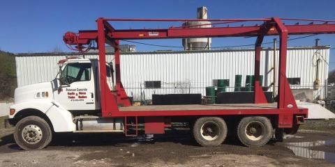 Peterson Concrete Septic Tanks & Storm Shelters Inc., Concrete Contractors, Services, Pottsville, Arkansas