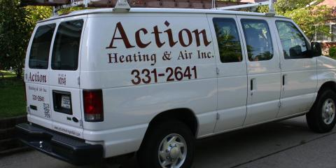 Action Heating & Air Inc. , Heating & Air, Services, Crescent Springs, Kentucky