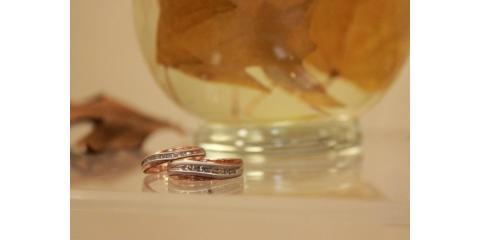 September Is For Wedding Rings, Covington, Kentucky