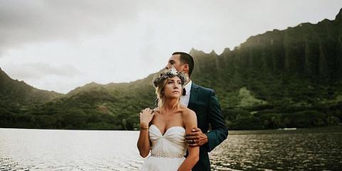 Engaged? Get Creative With These 4 Themes Offered by Hawaii's Top Wedding Venue, Waikane, Hawaii