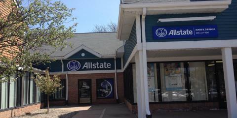 Allstate Insurance: Mark DiRaddo, Auto Insurance, Finance, Greece, New York