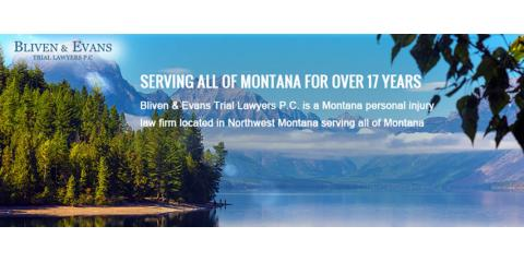 Bliven Law Firm, P.C, Attorneys, Services, Kalispell, Montana