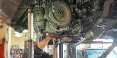 Transmission Repair 101: What Is a Torque Converter?, West Haven, Connecticut