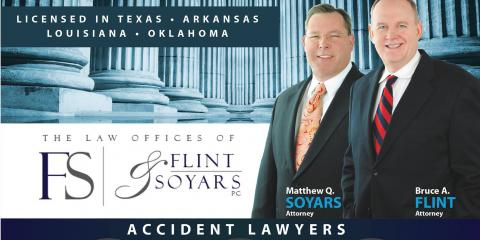 The Law Offices of Flint & Soyars, PC, Personal Injury Attorneys, Services, El Dorado, Arkansas