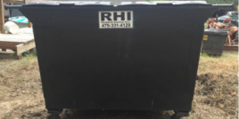 RHI - Reddell and Holley Inc., Garbage Collection, Services, Dover, Arkansas