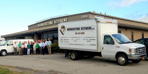 Kornerstone Kitchens, Kitchen Remodeling, Services, Rochester, New York