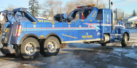 Why A Heavy Duty Towing Company Is Beneficial, Helena Flats, Montana