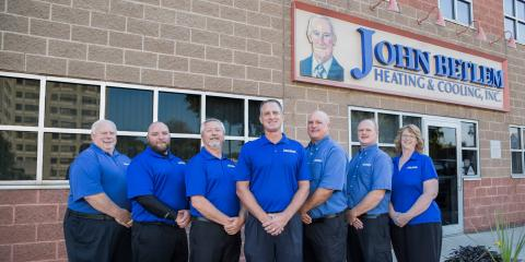 John Betlem Heating & Cooling Inc, HVAC Services, Services, Rochester, New York