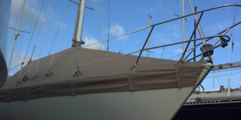 Prep Your Boat for Winter With 5 Steps & a Boat Cover, Huntington, New York