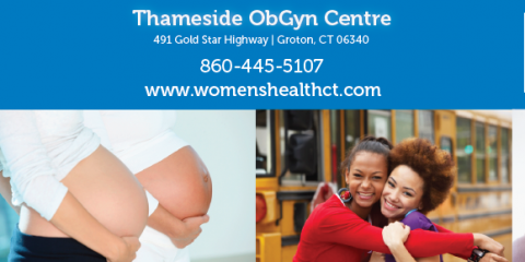 Thameside ObGyn Centre, Obgyn, Health and Beauty, Groton, Connecticut