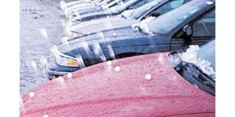 3 Ways Hail Damage Affects Your Car, Lexington-Fayette Central, Kentucky