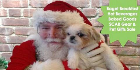 Photos with Santa for you and your pet, Manhattan, New York