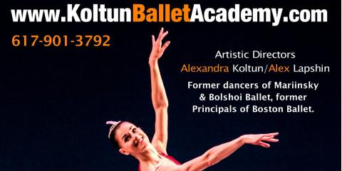 Koltun Ballet Academy Year-Round Training!, Watertown Town, Massachusetts