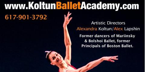 Koltun Ballet Academy Year-Round Training!, Watertown Town, Massachusetts