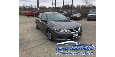 2014 Honda Accord 20,000 Miles! $15900!, Frankfort, Kentucky