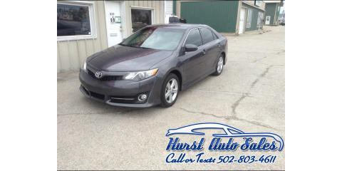 2014 Toyota Camry SE One Owner $14900, Frankfort, Kentucky