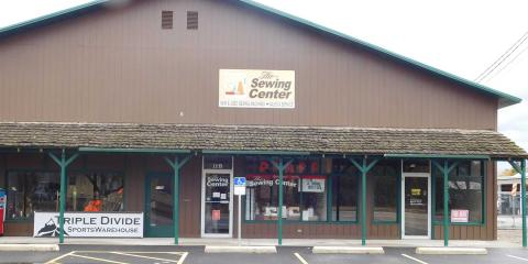 The Sewing Center, Sewing Machine Repair, Services, Kalispell, Montana