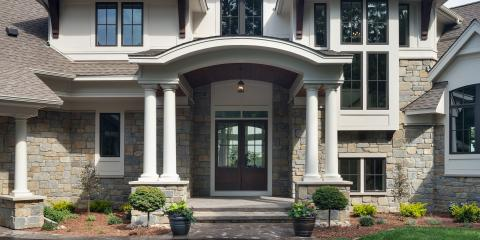 How to Choose the Best Front Door for Your New Home Construction, Medina, Minnesota