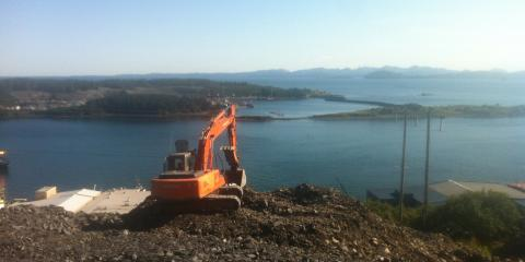 Golden Alaska Excavating , Excavating, Services, Kodiak, Alaska