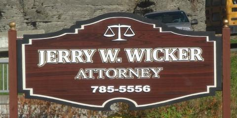 Jerry W. Wicker Law Offices: Attorneys With The Experience & Personalized Service You Deserve, Hindman, Kentucky