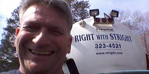 Pumping Your Septic Tank For Your Septic Systems Leach Field - Stright Company - Bob Aillery , Stamford, Connecticut