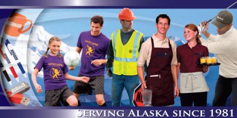 Stellar Designs, Screen Printing, Services, Anchorage, Alaska