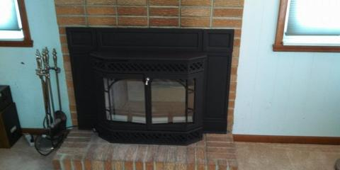 Chimney Cleaning Experts At Abbey Road Sweeps Specialize In Pellet Stove Gas Fireplace