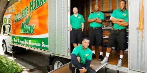 College Hunks Hauling Junk & Moving, Moving Companies, Real Estate, Lakeville, Minnesota