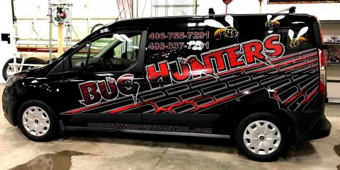 5 Reasons Why Vehicle Wraps Are Better Than Paint Jobs, Kalispell, Montana